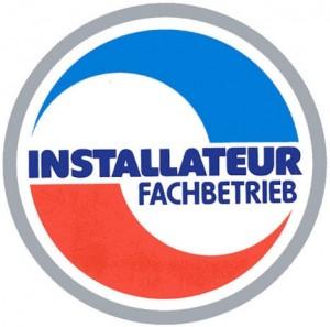 Installateur Fachbetrieb Logo